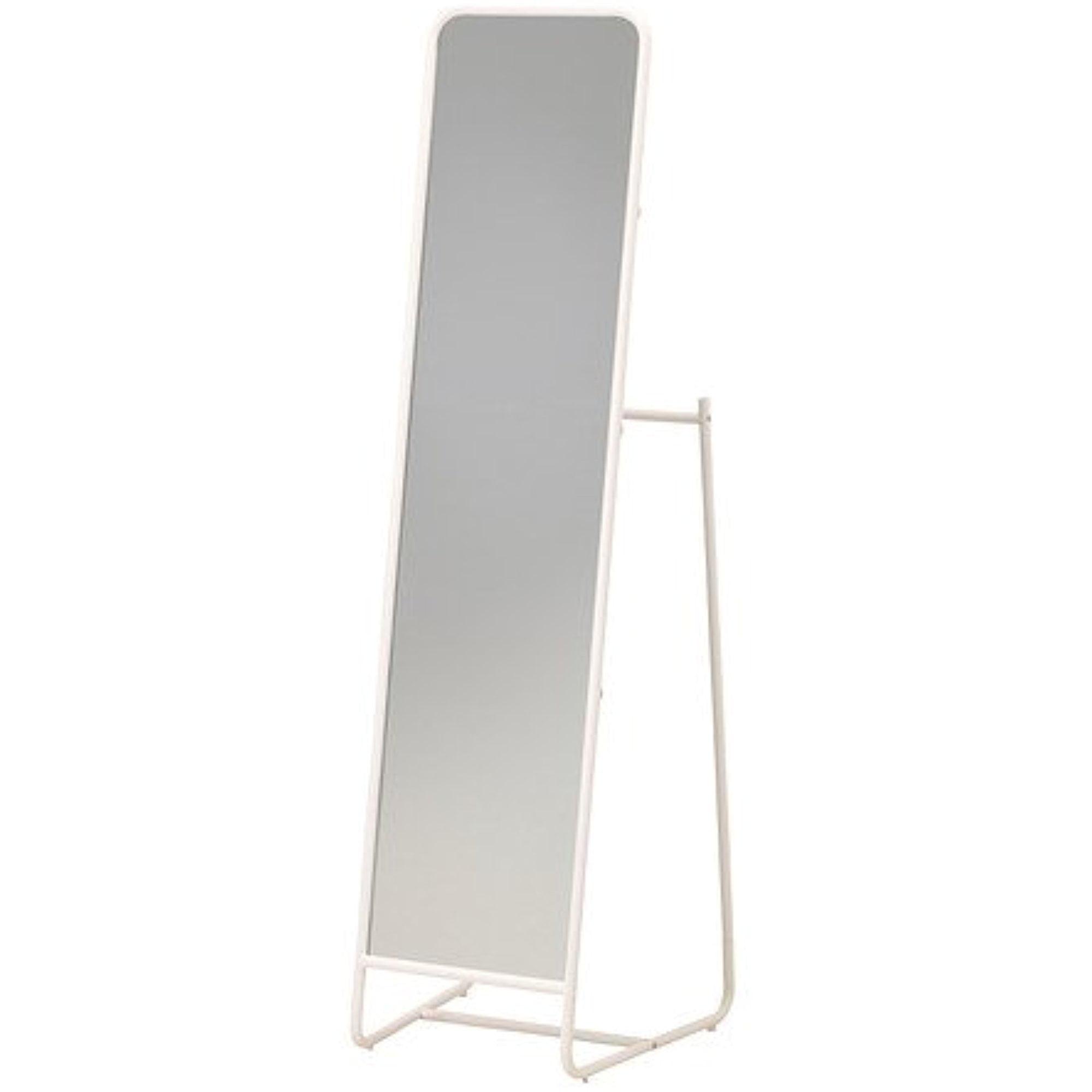 Ikea Floor Mirror White 18 7 8x63 226 52311 3430 Walmart Com Walmart Com