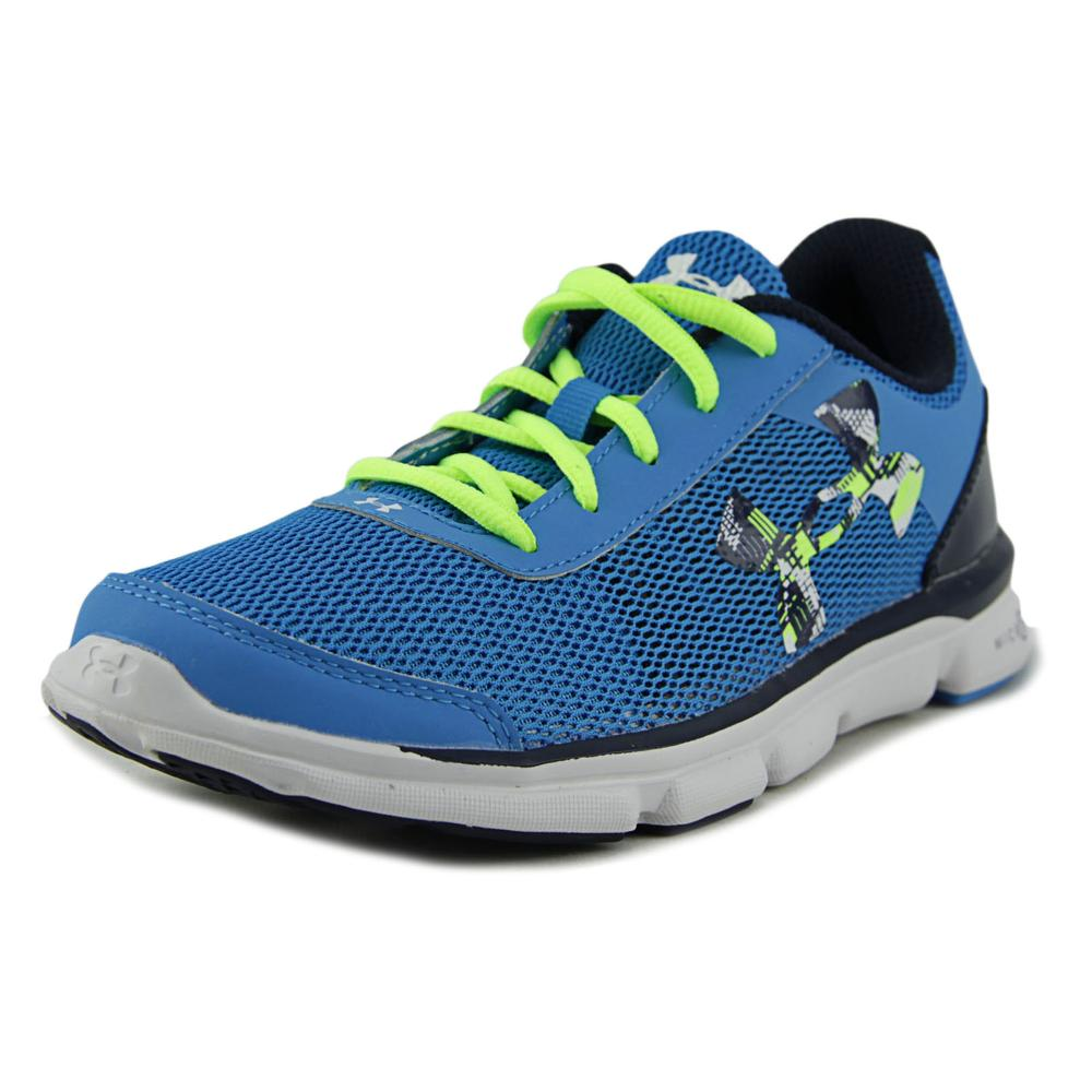 Under Armour Micro G Speed Swift Men  Round Toe Synthetic...