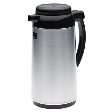 Premium Thermal 1-Liter Carafe, Brushed Stainless SteelTo clean, rinse interior with warm water and wipe exterior By Zojirushi
