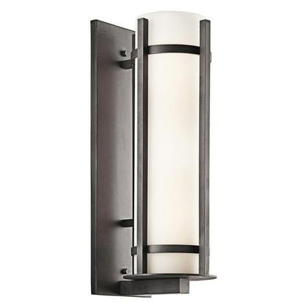 Kichler Camden 49121AVI 2 Light Outdoor Wall Lantern - Anvil Iron