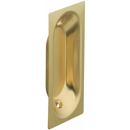 Stanley Hardware 403516 Sliding Door Oblong Flush Pull