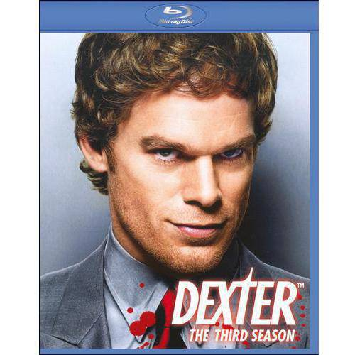 Dexter: The Third Season (Blu-ray) (Widescreen)