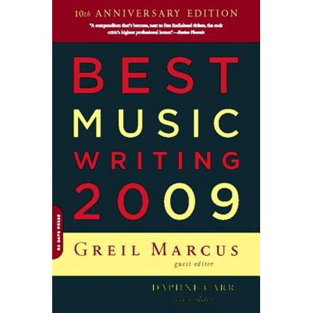 Best Music Writing 2009 - eBook Music Writing Part