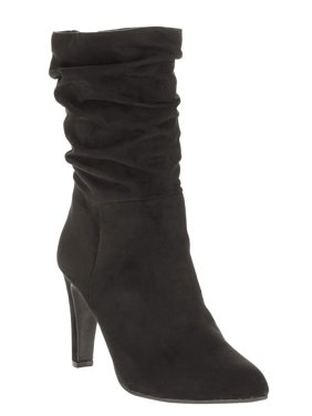 8715928329a Product Image Women s Heeled Slouch Boot