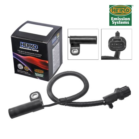 Jeep Cherokee Crankshaft (Herko Engine Crankshaft Position Sensor CKP2024 For Jeep Grand Cherokee 97-04)