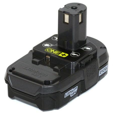 Ryobi Tools P102 18V ONE+ Compact Lithium-Ion Battery (Compatible Ryobi Power Tool Battery)