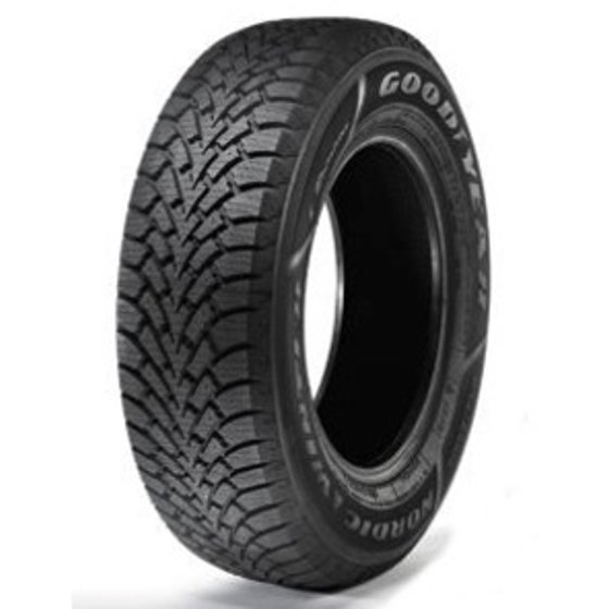 Goodyear Nordic Winter Tire >> Goodyear Nordic Winter 185 65r15 88s Bsw