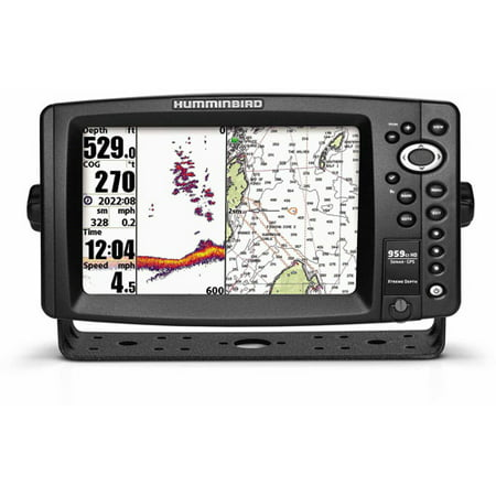 humminbird 959ci hd xd combo color fishfinder with internal gps, Fish Finder