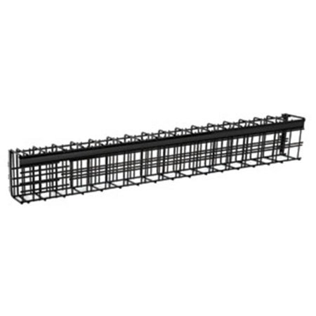 (Fulton 37-2112 Ball Mount Display For Lozier Gondola Shelf - Holds Qty. 34)