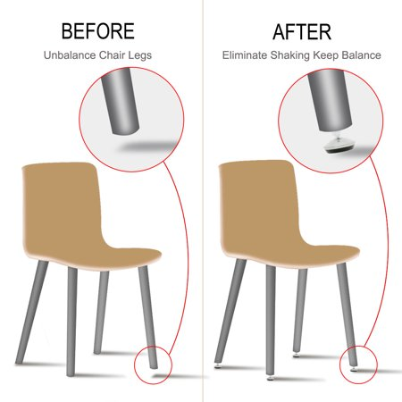 M10 x 13 x 34.4mm Leveling Feet Adjustable Leveler for Machine Cabinet Leg 4pcs - image 5 of 7