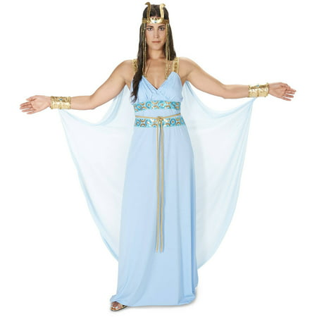 Divine Egyptian Goddess Women's Adult Halloween Costume](Egyptian Cat Goddess)