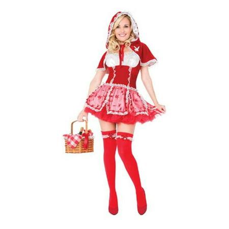Halloween Costume 4 5.Women S Sexy Playboy Little Red Vixen Halloween Costume Size Xs 2 4