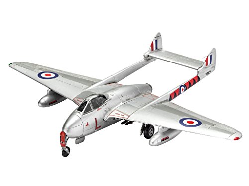 Revell Vampire F Mk.3 Model Kit Scale 1:72 by Hobbico Inc