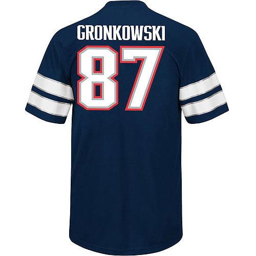 NFL Men's New England Patriots R Gronkowski Jersey