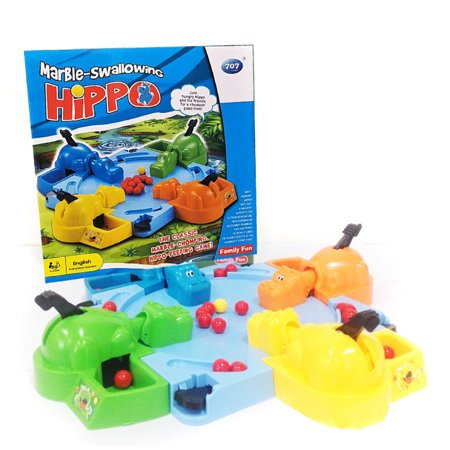Iuhan Hippos Hungry Creative Desktop Toys Interactive Fun Board Game For Kids