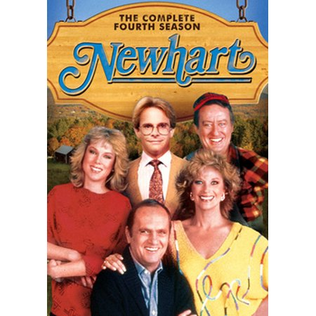 NEWHART-COMPLETE FOURTH SEASON (DVD) (3DISCS/WS) (DVD)](Newhart Halloween)