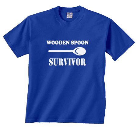 Wooden Spoon Survivor Saying - Inappropriate Sayings