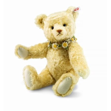 Steiff Shasta Springtime Yellow Limited Edition Mohair Teddy Bear EAN 683138 ()