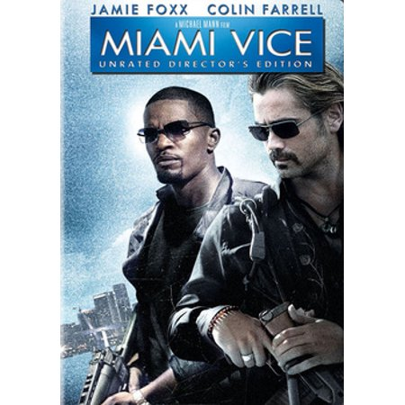 Miami Vice (DVD) (Long Long Way To Go Miami Vice)