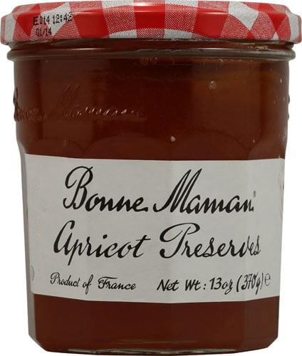 Bonne Maman Apricot Preserves, 13 oz by BONNE MAMAN