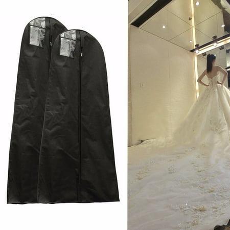 Hot Sale Breathable Wedding Dress Garment Cover Anti Dust Wedding