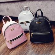 Women Mini Backpack Girls School Bags Small Travel Handbag Shoulder Bag