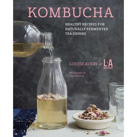 Kombucha : Healthy recipes for naturally fermented tea drinks - Festive Halloween Drink Recipes
