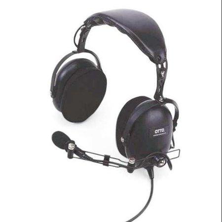 OTTO V4-10480 DUAL MUFF HEAVY DUTY HEADSET