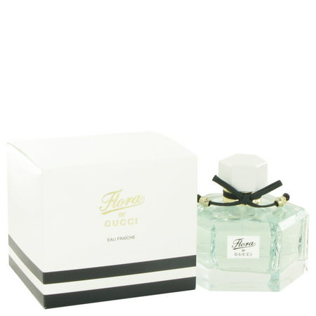 Gucci Flora Eau De Fraiche Spray for Women 2.5 oz