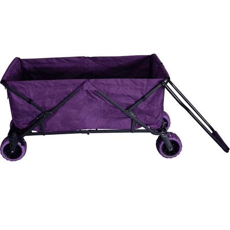 530i Sport Wagon (Impact Canopy Folding Utility Wagon, Collapsible, All Terrain Beach Wagon, Extra Large, Purple)