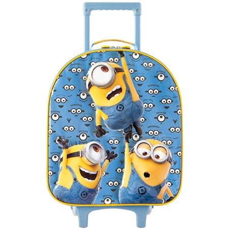 f444660f2e84 minions designed softside luggage for kids 19 inch