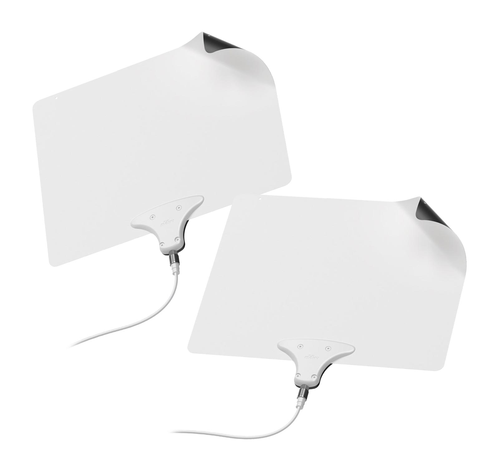 Mohu Leaf 50 Amplified Indoor HDTV Antenna (2-pack)