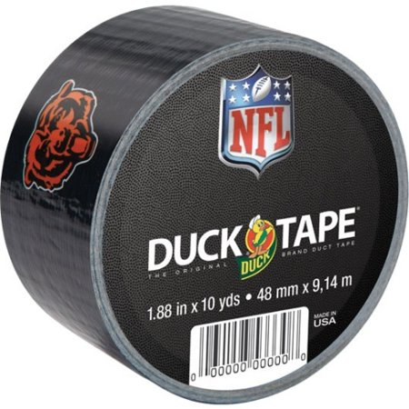 Nfl Licensed Duck Tape Chicago Bears Walmart Com