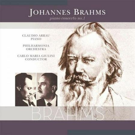 Piano Concerto No. 1 (Vinyl) (Johannes Brahms Piano Pieces)