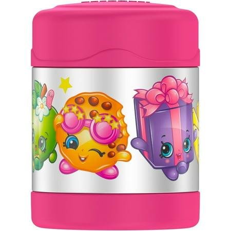 10oz. Food Jar- Shopkins This Shopkins Thermos Food Jar will keep your child's food fresh