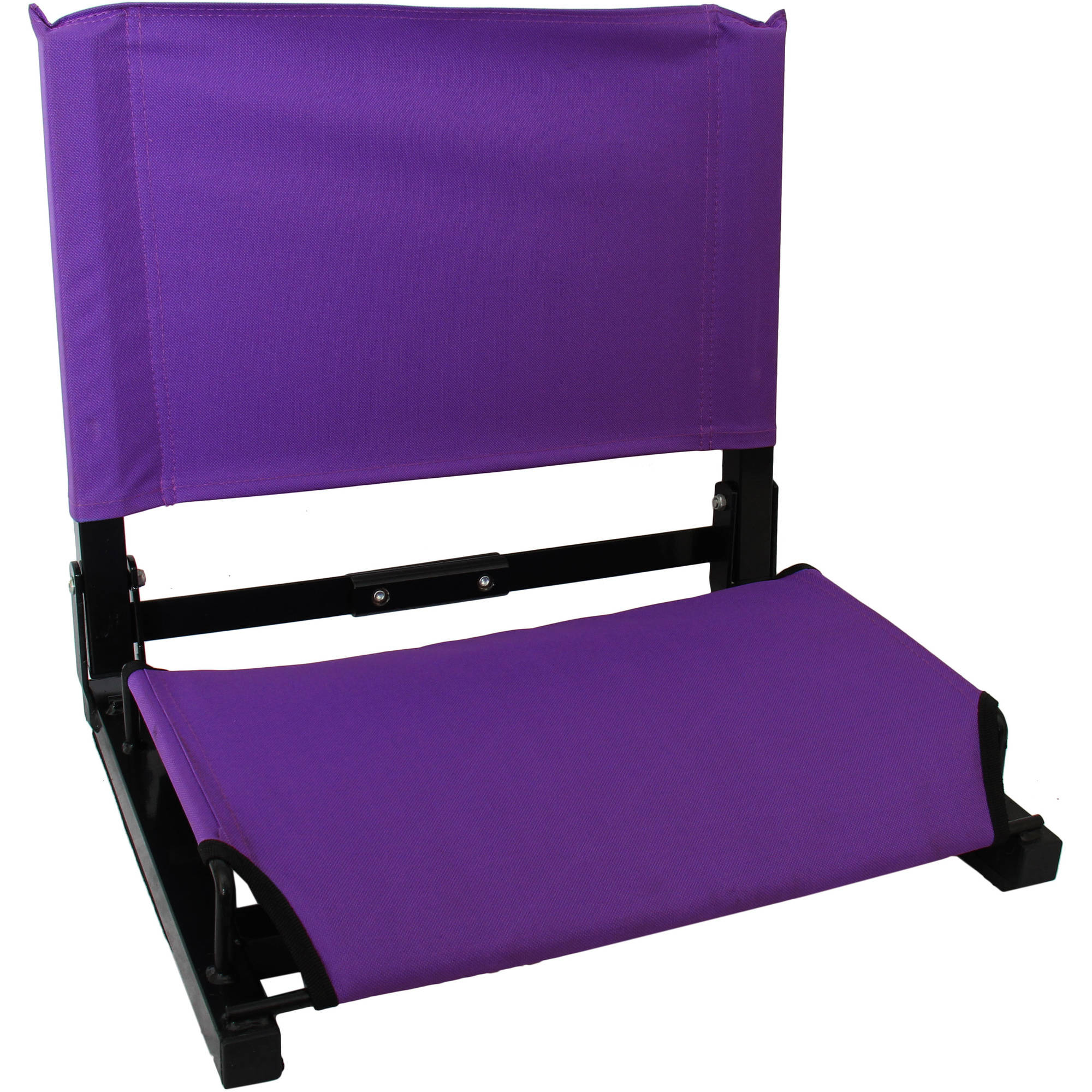 sc 1 st  Walmart & Threadart Folding Stadium Chair Bleacher Seat - Walmart.com