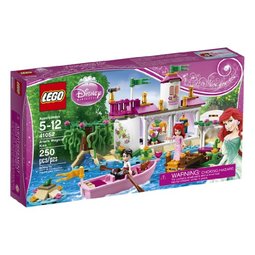 LEGO Disney Princess Ariel's Magical Kiss Building Set