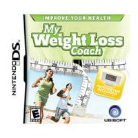 My Weight Loss Coach, Ubisoft, NintendoDS, 008888164104