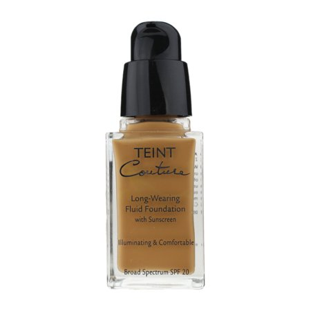 Amber Foundation (Givenchy Teint Couture Long-Wearing Foundation 'Elegant Amber' 0.8Oz New In Box )