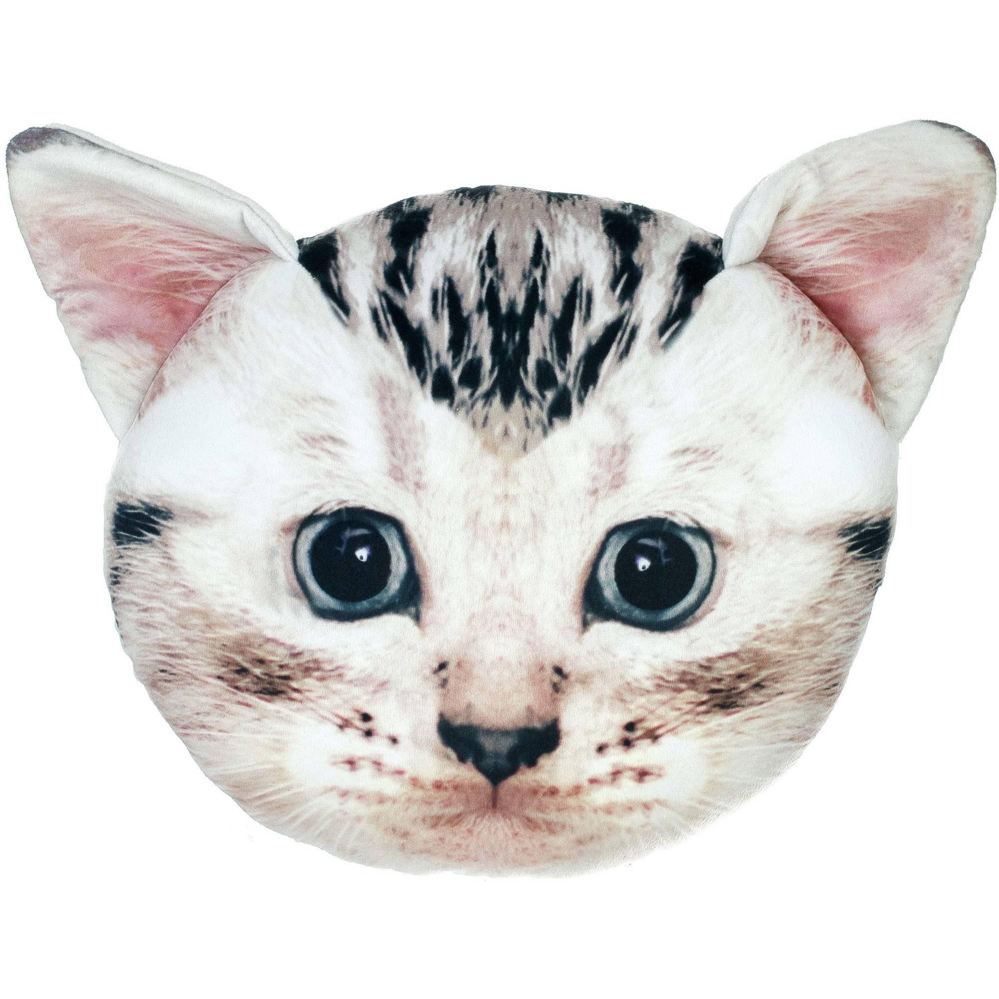 Kitten Pill Plush Pillow