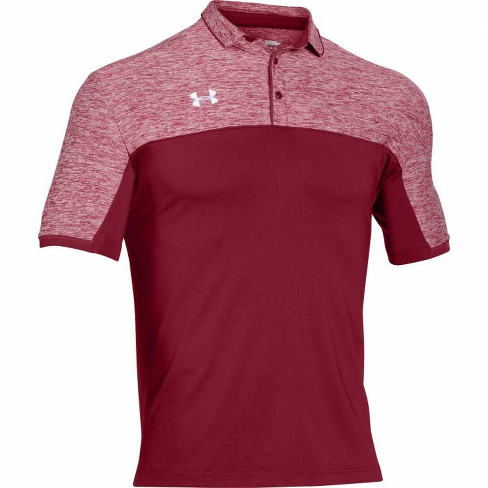 Under Armour Men s Team Podium Golf Polo Shirt Top d53cb808b