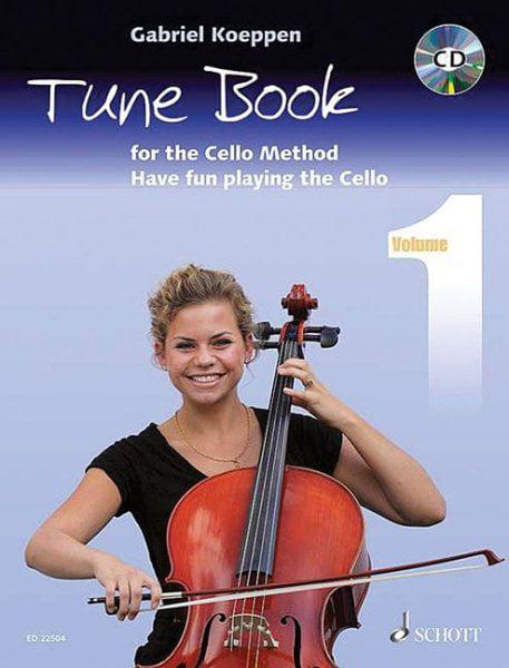 Cello Method Tune Book 1 by