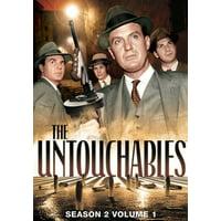 The Untouchables: Season 2, Volume 1 (DVD)