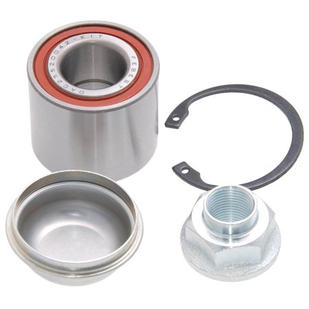 Febest REAR WHEEL BEARING REPAIR KIT 25X52X42 # DAC25520042-KIT OEM 4706538 Cabriolet Wheel Bearing Kit