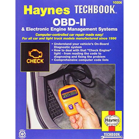 OBD-II & Electronic Engine Management Systems (Haynes Repair -