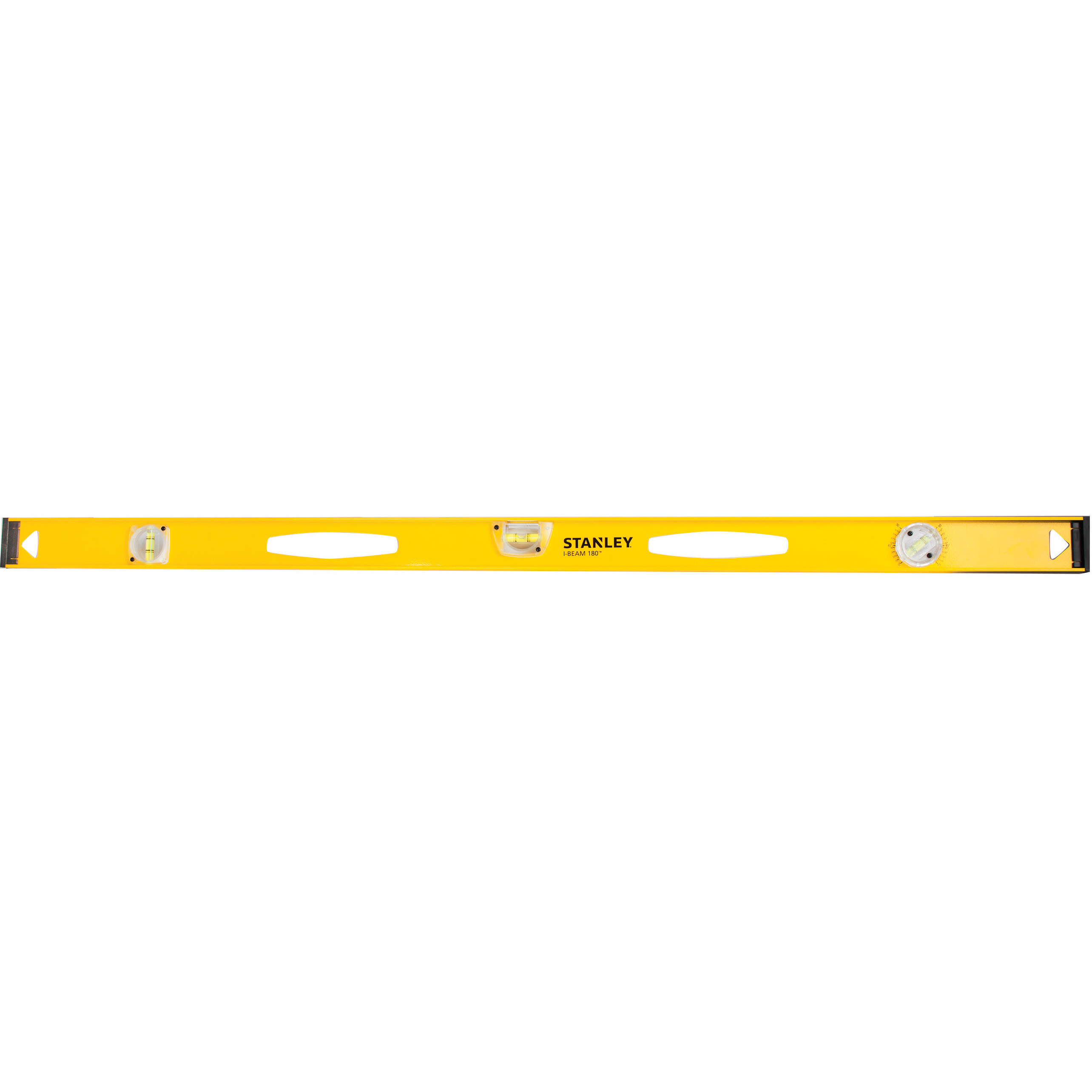 STANLEY 42-328M 48in I-Beam Level with Rotating Vial by Stanley Black & Decker