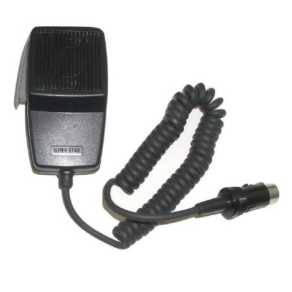 WORKMAN DM507-5R  REALISTIC REPLACEMENT CB RADIO MICROPHONE