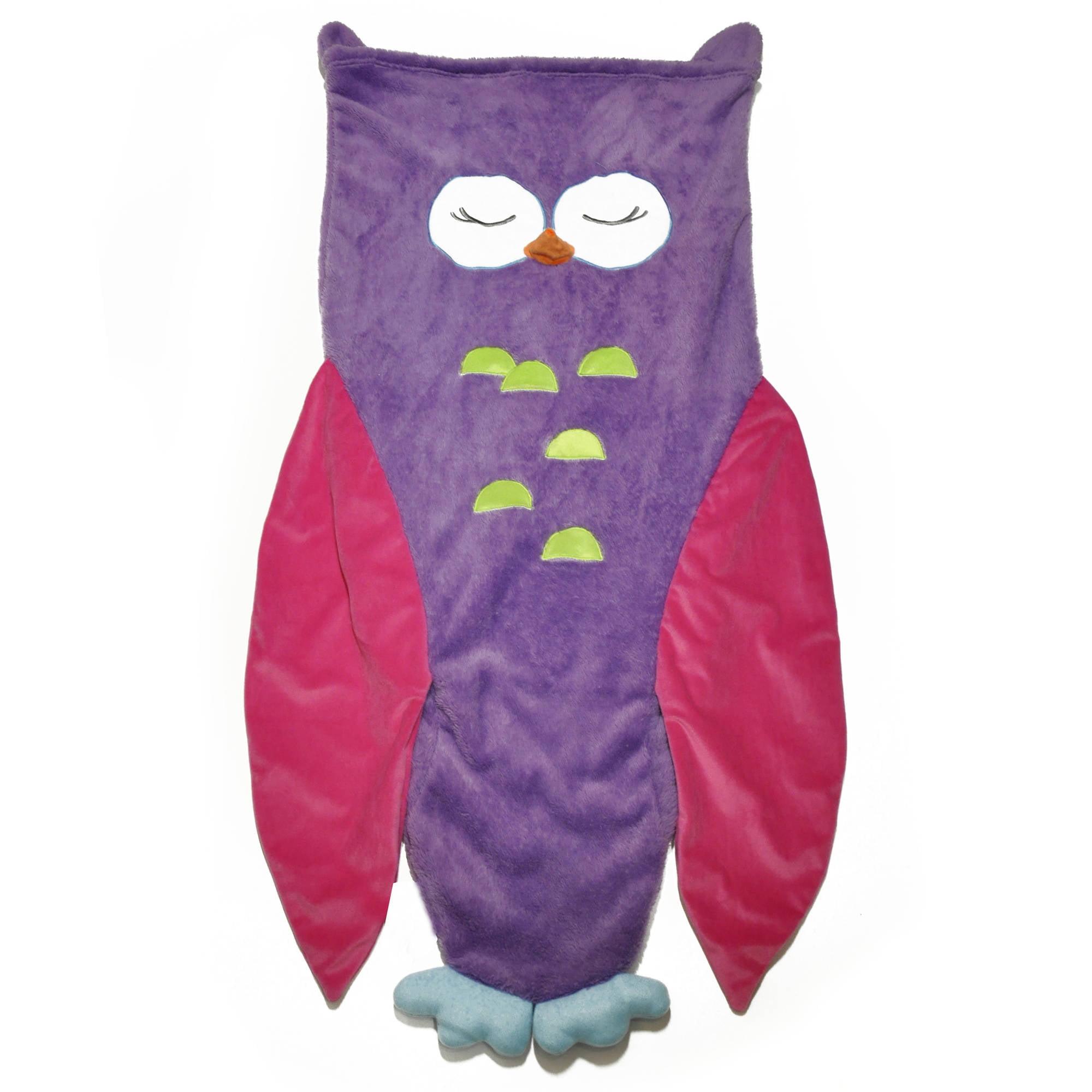 American Kids Owl Tail Blanket Walmart Com
