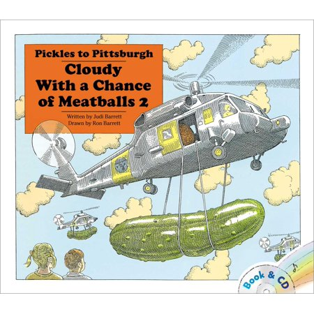 Pickles to Pittsburgh : Cloudy With a Chance of Meatballs (Cloudy With A Chance Of Meatballs Illustrations)