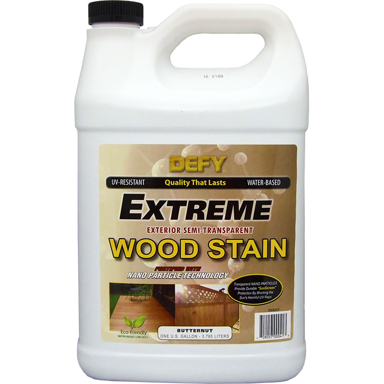 DEFY Extreme Wood Stain Butternut F-Style gal